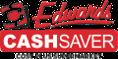 A theme logo of Edwards Cash Saver
